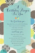 Bd General (Birthday Prayer For You) Cards