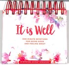 Daybrighteners: It is Well (Padded Cover) Spiral