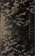 NIV Boys' Bible Brown Camo Premium Imitation Leather