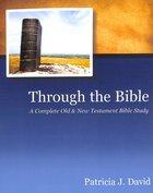 Through the Bible Hardback