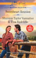 Sweetheart Reunion: Reuniting With the Cowboy/Rocky Mountain Cowboy (Love Inspired Historical 2 Books In 1 Series) Mass Market