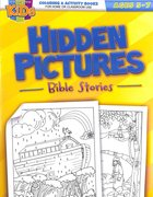 Hidden Pictures- Bible Stories (Ages 5-7 Reproducible) (Warner Press Colouring & Activity Books Series) Paperback