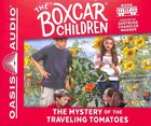 The Mystery of the Traveling Tomatoes (Unabridged, 2 CDS) (#117 in Boxcar Children Audio Series) CD