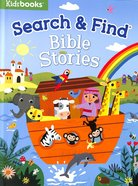 My First Search & Find Bible Stories Board Book