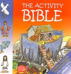 The Activity Bible (For Under 7's) Paperback