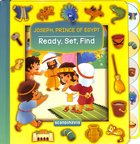 Joseph, Prince of Egypt (Ready, Set, Find Series) Board Book
