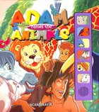 Jigsaw Sound: Adam Names the Animals Board Book