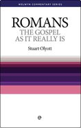 Romans: The Gospel as It Really is (Welwyn Commentary Series) Paperback