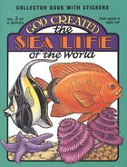 God Created the Sea Life Paperback