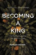 Becoming a King Paperback