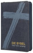 Afrikaans Bible 1933/1953 Translation With Zipper Imitation Leather