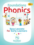Foundations Phonics Paperback