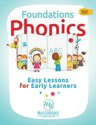 Foundations Phonics Paperback