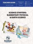 Science Starters: Elementary Physical & Earth Science 4-6 Grade (Teacher Guide) Paperback