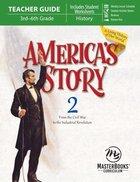 America's Story (Volume 2) (Teacher Guide) Paperback