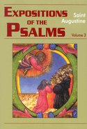 Expositions of the Psalms 51-72 Paperback
