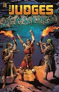 Judges 2 - Gideon, Abimelech and Jepthah Lead Israel (The Kingstone Comic Bible Series) Paperback