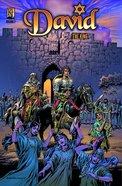 David - the King (The Kingstone Comic Bible Series) Paperback