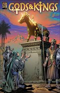 Gods and Kings (The Kings of Israel Begin Following Other Gods) (The Kingstone Comic Bible Series) Paperback