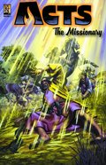 Acts 2 - the Missionary (The Kingstone Comic Bible Series) Paperback