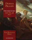 The Rational Bible: Deuteronomy Hardback