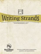 Intermediate 2 (Writing Strands Series) Paperback