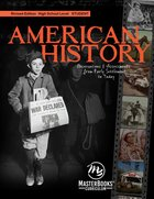 American History: Observations and Assessments From 1942 to Today (Student) Paperback