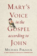 Mary's Voice in the Gospel According to John eBook