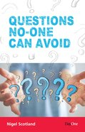 Questions No-One Can Avoid Paperback