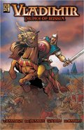 Vladimir: Prince of Russia (Kingstone Faith Comics Series) Paperback