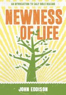 Newness of Life eBook