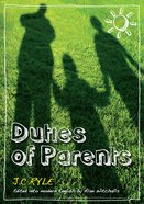Duties of Parents eBook