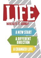 Changing Lanes: Life- Where's It Going Booklet