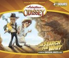 The Search For Whit (#27 in Adventures In Odyssey Audio Series) CD
