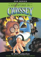 Gift Collection (4 DVDS) (Adventures In Odyssey New Visual Series) DVD