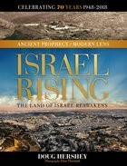 Israel Rising (Ancient Prophecy Modern Lens Series) Hardback