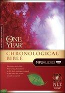 NLT MP3 Audio One Year Chronological Bible (5 Mp3s) CD