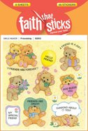 Friendship (6 Sheets, 48 Stickers) (Stickers Faith That Sticks Series) Stickers