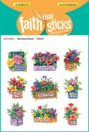 Blessing Boxes (6 Sheets, 54 Stickers) (Stickers Faith That Sticks Series) Stickers