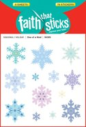One of a Kind (6 Sheets, 78 Stickers) (Stickers Faith That Sticks Series) Stickers