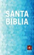 Ntv Santa Biblia Edicion Semilla Agua Viva (Black Letter Edition) Paperback