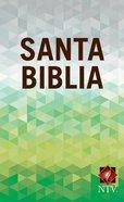 Ntv Santa Biblia Edicion Semilla Tierra Fertil (Black Letter Edition) Paperback