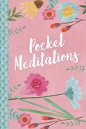 Pocket Meditations Hardback