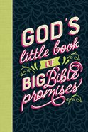 God's Little Book of Big Bible Promises, eBook