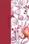 Ntv Santa Biblia Edicion Personal Letra Grande Rosa (Red Letter Edition) (Large Print Bible) Imitation Leather