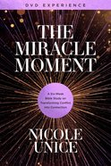 The Miracle Moment: A Six-Week Bible Study on Transforming Conflict Into Connection (Dvd Experience) DVD