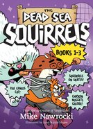 Squirreled Away/Boy Meets Squirrels/Nutty Study Buddies (3 Book Pack) (Dead Sea Squirrels Series) Paperback