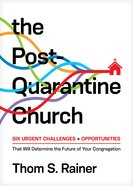 The Post-Quarantine Church eBook