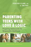 Parenting Teens With Love and Logic, eBook
