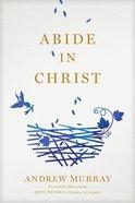 Abide in Christ Paperback